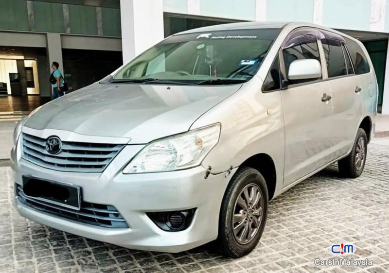 Toyota Innova 2.0-LITER FAMILY MPV 7 SEATER Automatic 2011 in Malaysia