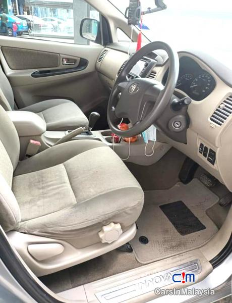 Picture of Toyota Innova 2.0-LITER FAMILY MPV 7 SEATER Automatic 2011 in Malaysia