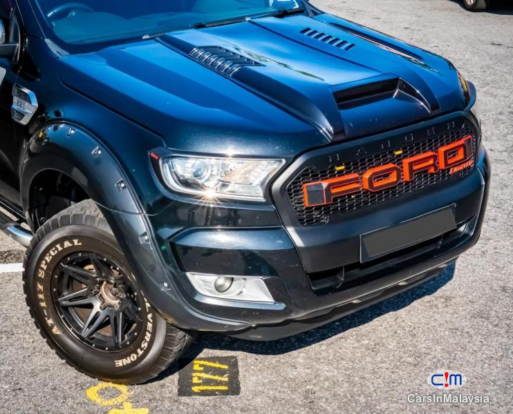 Ford Ranger 2.2-LITER 4X4 TURBO DIESEL DOUBLE CAB Automatic 2018 - image 10