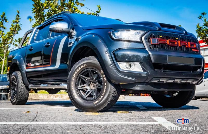 Ford Ranger 2.2-LITER 4X4 TURBO DIESEL DOUBLE CAB Automatic 2018 - image 11