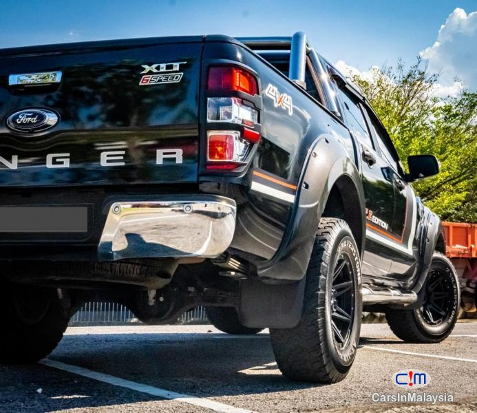 Ford Ranger 2.2-LITER 4X4 TURBO DIESEL DOUBLE CAB Automatic 2018 in Selangor - image