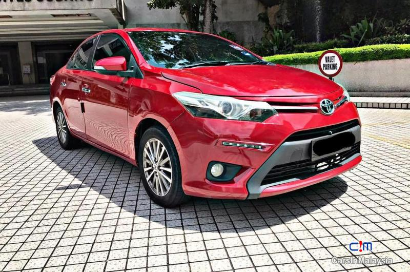 Picture of Toyota Vios 1.5-LITER ECONOMY SEDAN Automatic 2017