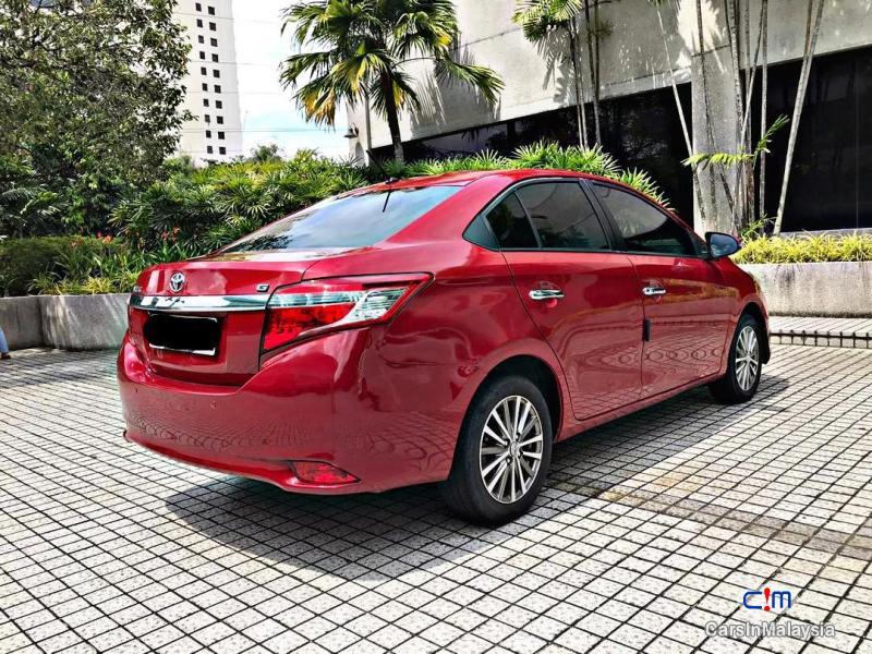 Toyota Vios 1.5-LITER ECONOMY SEDAN Automatic 2017