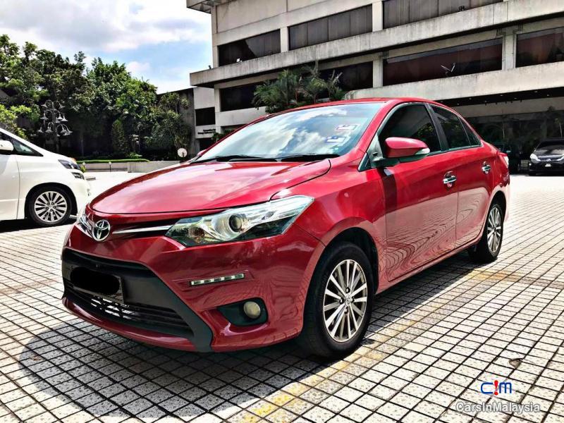 Toyota Vios 1.5-LITER ECONOMY SEDAN Automatic 2017 in Kuala Lumpur