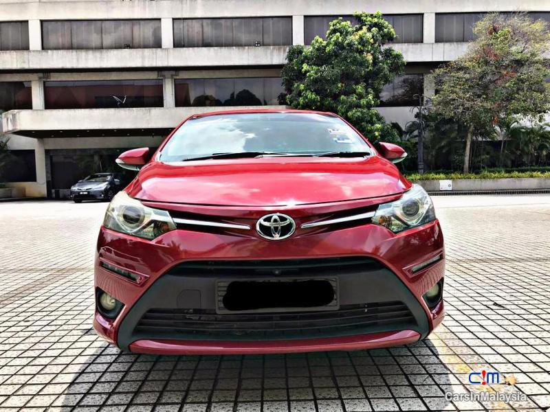 Toyota Vios 1.5-LITER ECONOMY SEDAN Automatic 2017 in Malaysia