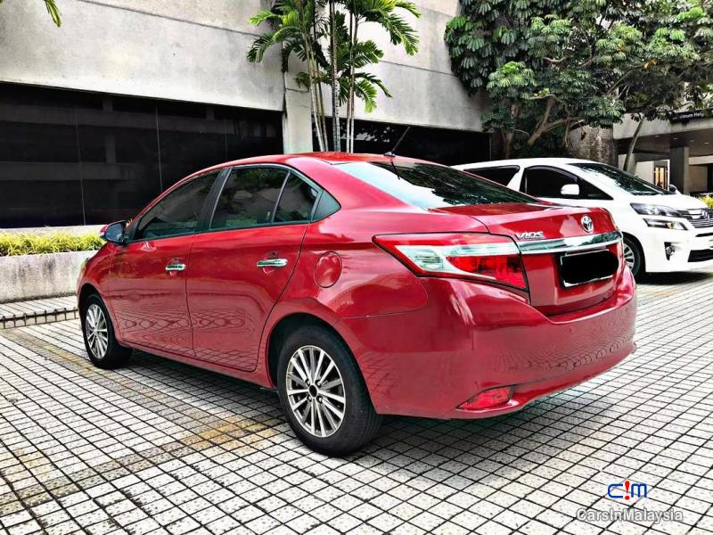 Picture of Toyota Vios 1.5-LITER ECONOMY SEDAN Automatic 2017 in Malaysia