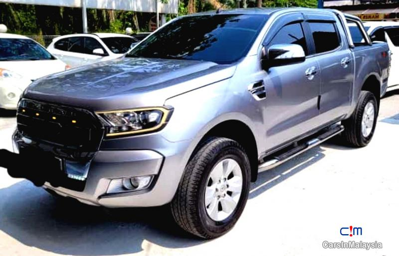 Picture of Ford Ranger 2.2-LITER DOUBLE CAB DIESEL TURBO Automatic 2016