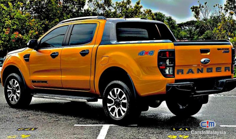 Picture of Ford Ranger 2.0-LITER 4X4 10 SPEED DIESEL TURBO 2020 Automatic 2020