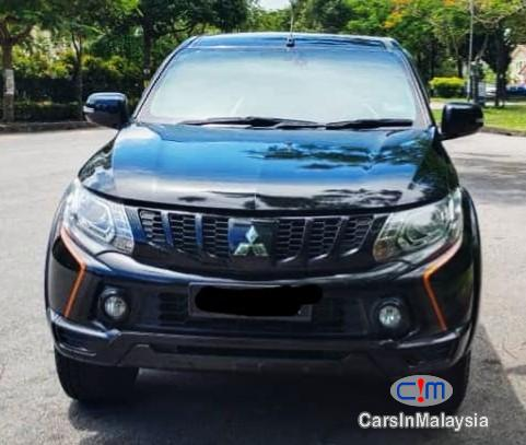 Picture of Mitsubishi Triton 2.4-LITER DOUBLE CAB MIVEC 4X4 DIESEL TURBO Automatic 2018 in Selangor