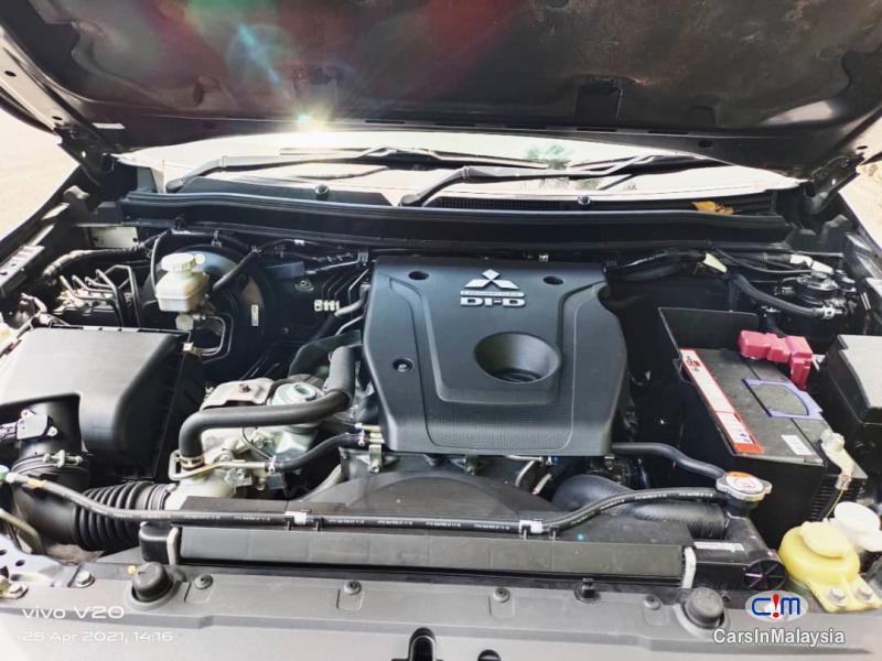 Picture of Mitsubishi Triton 2.4-LITER DOUBLE CAB MIVEC 4X4 DIESEL TURBO Automatic 2018 in Malaysia