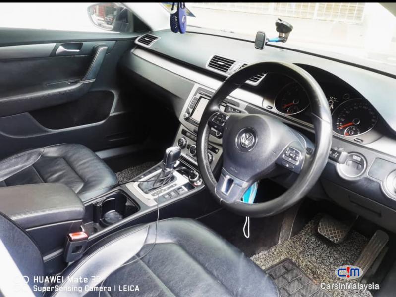 Picture of Volkswagen Passat 1.8-LITER LUXURY TURBO SEDAN Automatic 2013 in Malaysia