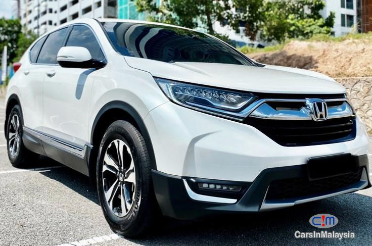Picture of Honda CR-V 2.0-LITER LUXURY SPORT SUV Automatic 2020