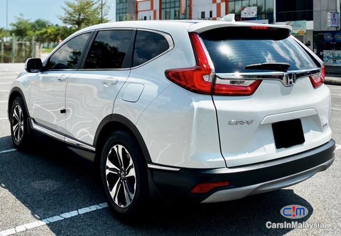 Honda CR-V 2.0-LITER LUXURY SPORT SUV Automatic 2020