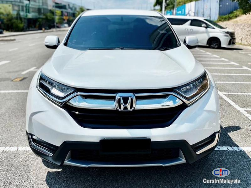 Honda CR-V 2.0-LITER LUXURY SPORT SUV Automatic 2020 in Kuala Lumpur