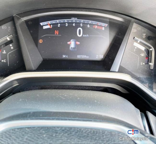 Picture of Honda CR-V 2.0-LITER LUXURY SPORT SUV Automatic 2020 in Kuala Lumpur