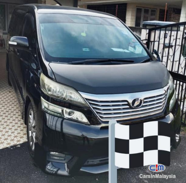 Picture of Toyota Vellfire 2.4-LITER LUXURY MPV 7 SEATER Automatic 2014