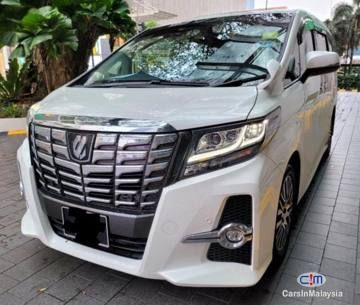 Picture of Toyota Alphard 2.5-LITER LUXURY FAMILY MPV 7 PILOT SEATERS Automatic 2016