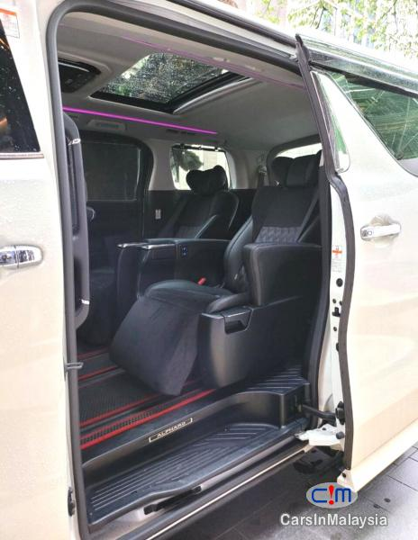 Picture of Toyota Alphard 2.5-LITER LUXURY FAMILY MPV 7 PILOT SEATERS Automatic 2016 in Kuala Lumpur