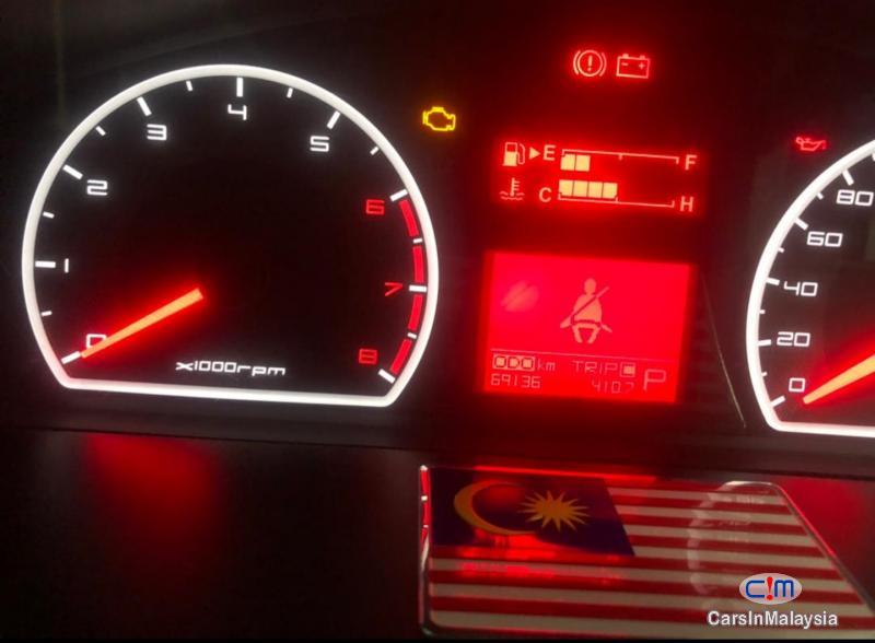 Picture of Proton Preve 1.6-LITER FUEL ECONOMY SEDAN Automatic 2013 in Johor