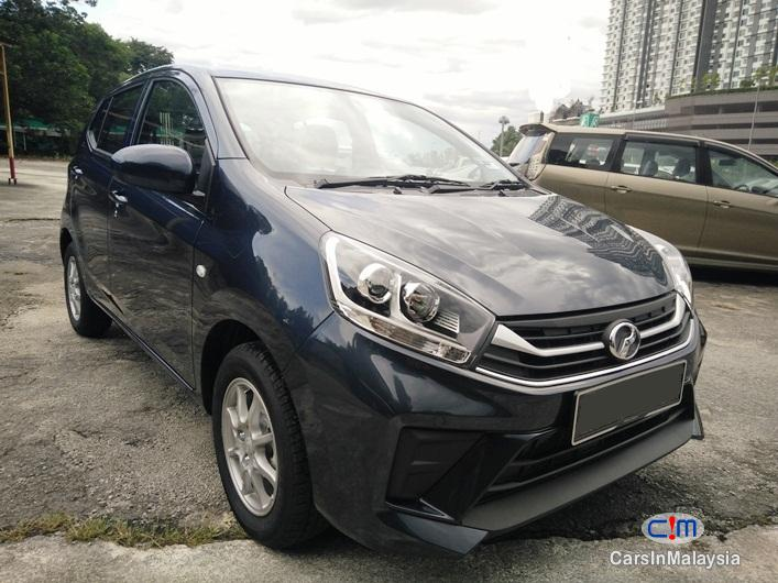 Pictures of Perodua Axia Automatic 2021