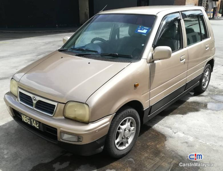 Picture of Perodua Kancil Automatic 2002