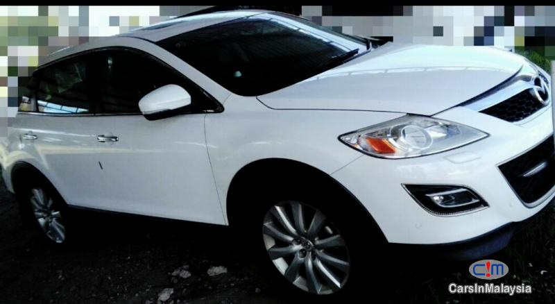 Pictures of Mazda CX-9 Automatic 2010