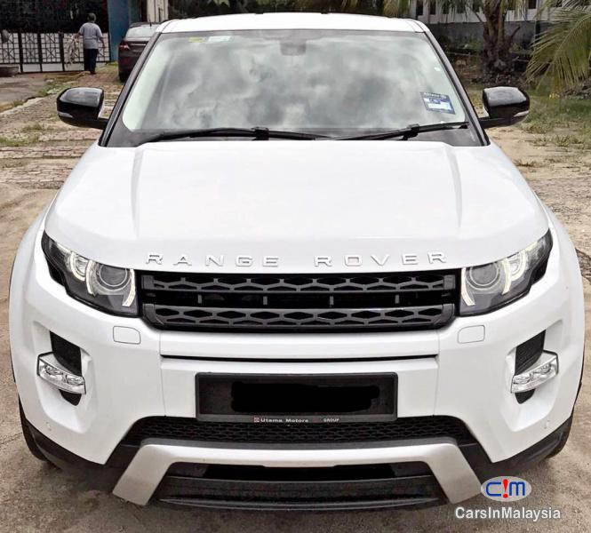 Picture of Land Rover Range Rover Vogue Automatic 2016