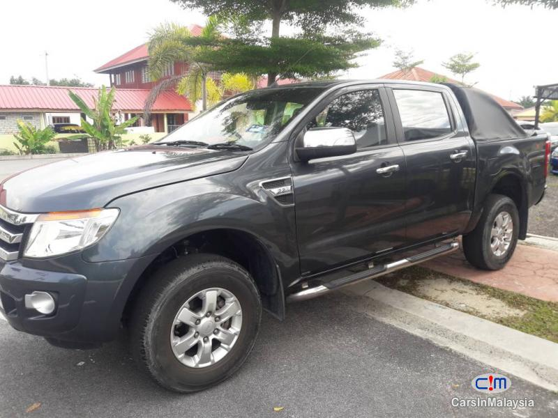 Ford Ranger Automatic 2015