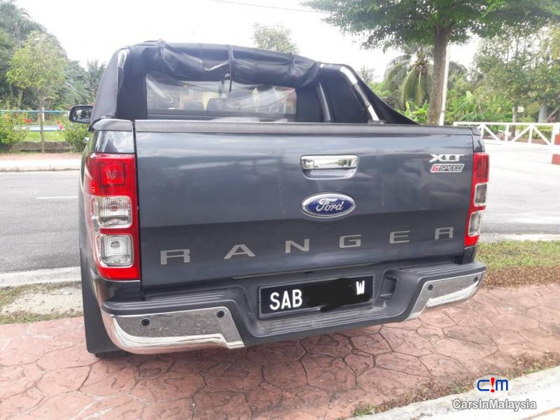 Ford Ranger Automatic 2015 in Malaysia