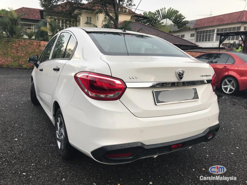 Proton Persona Automatic 2017 in Malaysia