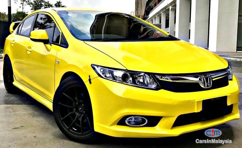 Honda Civic 1.8-LITER SPORTY SEDAN Automatic 2012