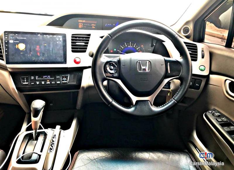 Honda Civic 1.8-LITER SPORTY SEDAN Automatic 2012 in Malaysia