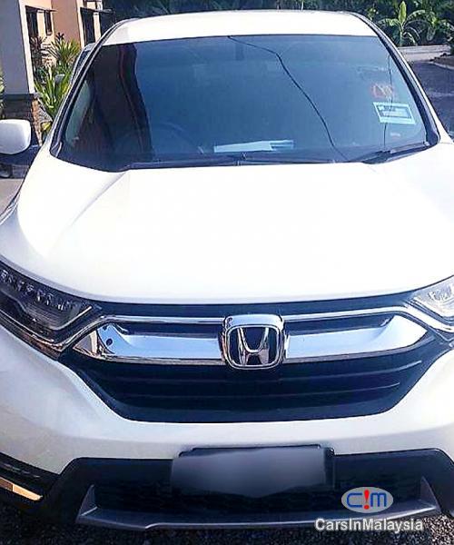 Honda CR-V 2.0-LITER ECONOMIC FAMILY SUV Automatic 2018 in Selangor