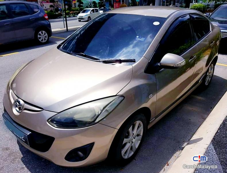Pictures of Mazda 2 1.5-LITER ECONOMY SEDAN Automatic 2011