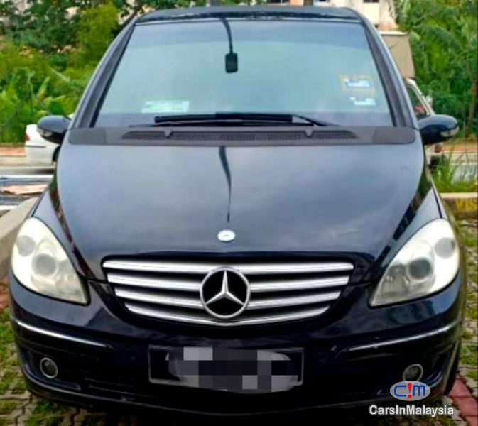 Picture of Mercedes Benz B170 1.7-LITER CUTE LUXURY SMALL CAR Automatic 2007