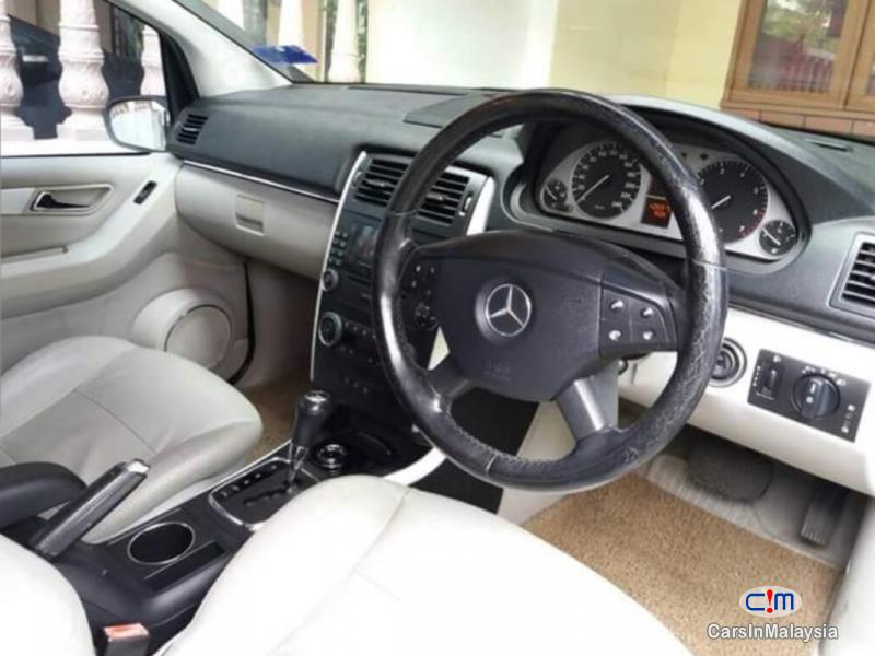 Mercedes Benz B170 1.7-LITER CUTE LUXURY SMALL CAR Automatic 2007 in Malaysia