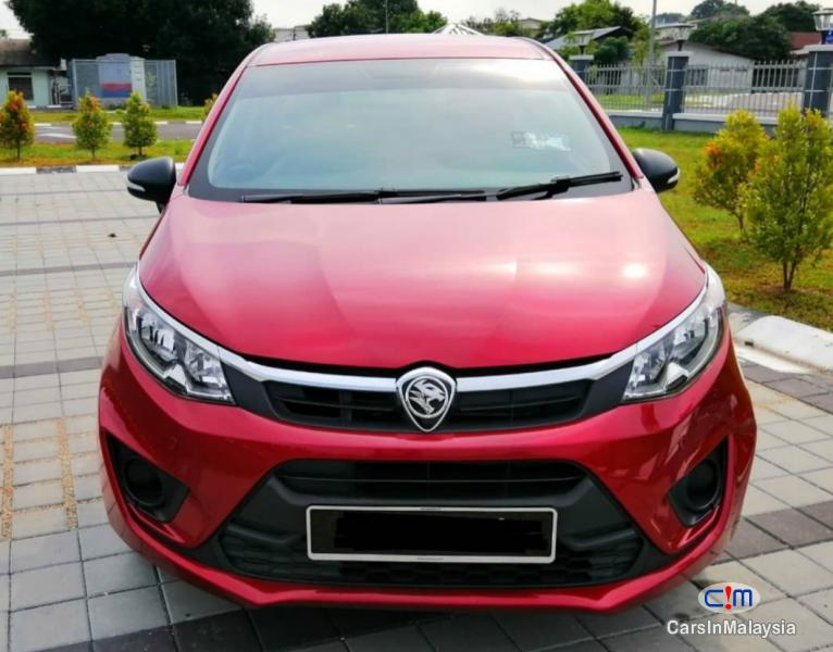 Picture of Proton Persona 1.6-LITER ECONOMY LOCAL SEDAN Automatic 2018