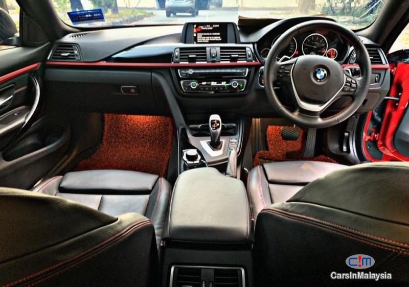 BMW 4 Series 2.0-LITER LUXURY COUPE SPORTBACK TWIN TURBO Automatic 2016 - image 11