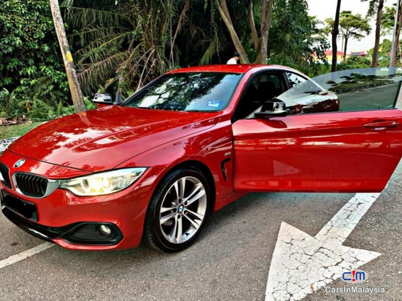 BMW 4 Series 2.0-LITER LUXURY COUPE SPORTBACK TWIN TURBO Automatic 2016