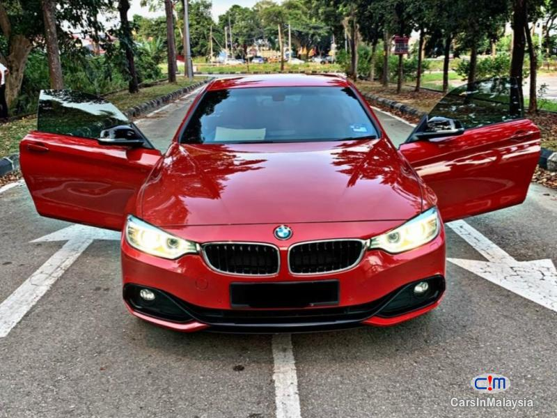 BMW 4 Series 2.0-LITER LUXURY COUPE SPORTBACK TWIN TURBO Automatic 2016 in Selangor