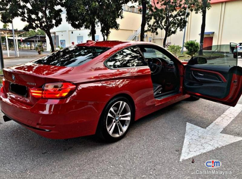 BMW 4 Series 2.0-LITER LUXURY COUPE SPORTBACK TWIN TURBO Automatic 2016 in Malaysia