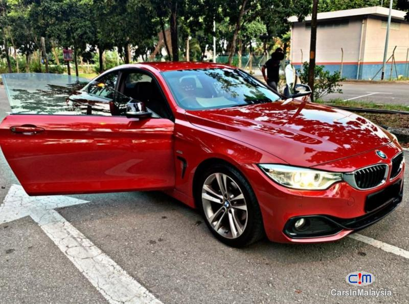 Picture of BMW 4 Series 2.0-LITER LUXURY COUPE SPORTBACK TWIN TURBO Automatic 2016 in Malaysia