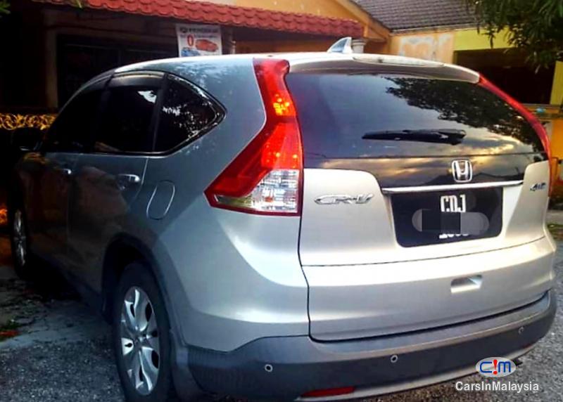 Honda CR-V 2.0-LITER LUXURY FAMILY SUV Automatic 2014 in Selangor
