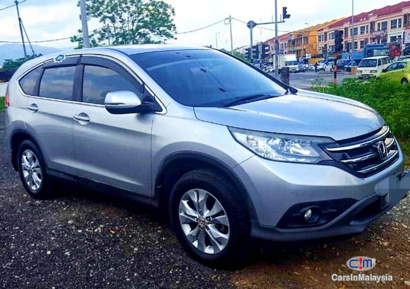 Honda CR-V 2.0-LITER LUXURY FAMILY SUV Automatic 2014 in Malaysia