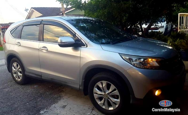 Picture of Honda CR-V 2.0-LITER LUXURY FAMILY SUV Automatic 2014 in Malaysia