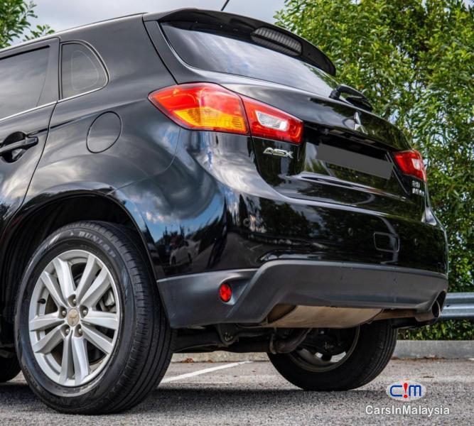 Mitsubishi ASX 2.0-LITER SUV LUXURY CAR Automatic 2015 - image 13