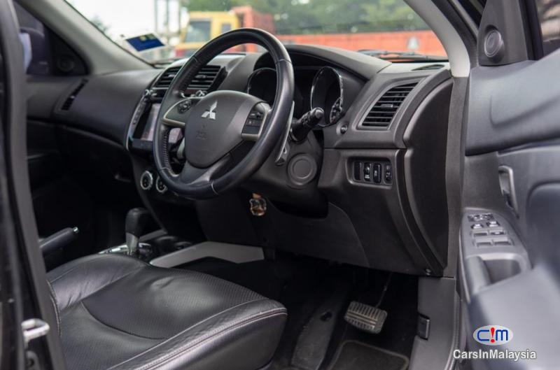 Mitsubishi ASX 2.0-LITER SUV LUXURY CAR Automatic 2015 - image 9