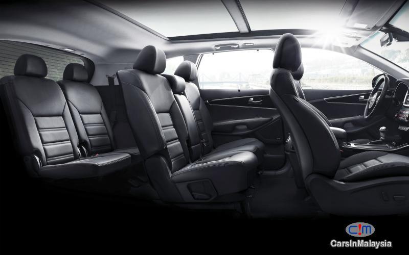 Kia Sorento 2.4 XM Auto SUV Automatic 2014