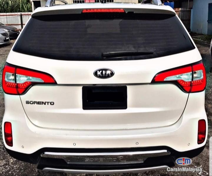 Kia Sorento 2.4 XM Auto SUV Automatic 2014 in Selangor