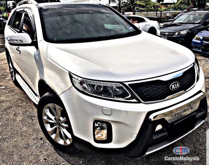 Kia Sorento 2.4 XM Auto SUV Automatic 2014 in Malaysia